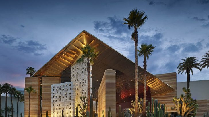 ARCHISCENE Talks With Greg Keffer from Rockwell Group about the new Virgin Hotel in Las Vegas