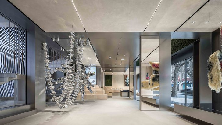ECCO Global Flagship Store by HONG Designworks