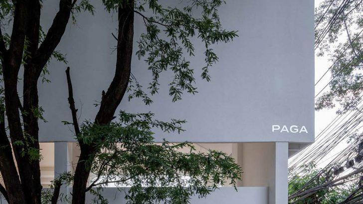 PAGA Microroastery by Taste Space
