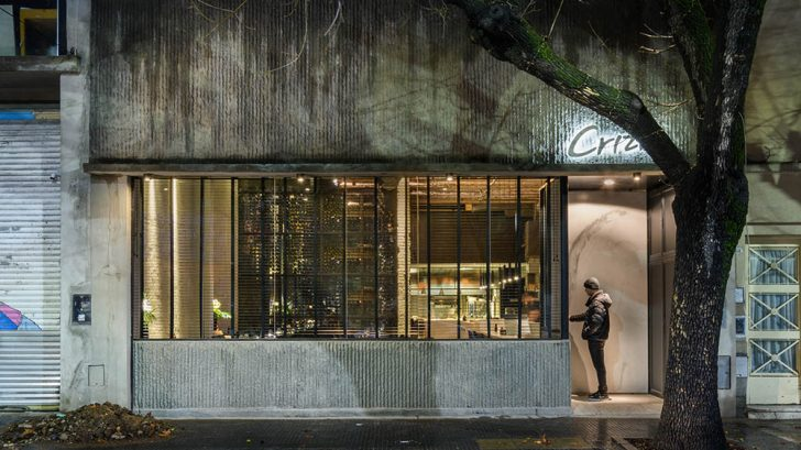 Discover CRIZIA,a Haute Cuisine Oyster Restaurant in Buenos Aires designed by además arquitectura + another ofda