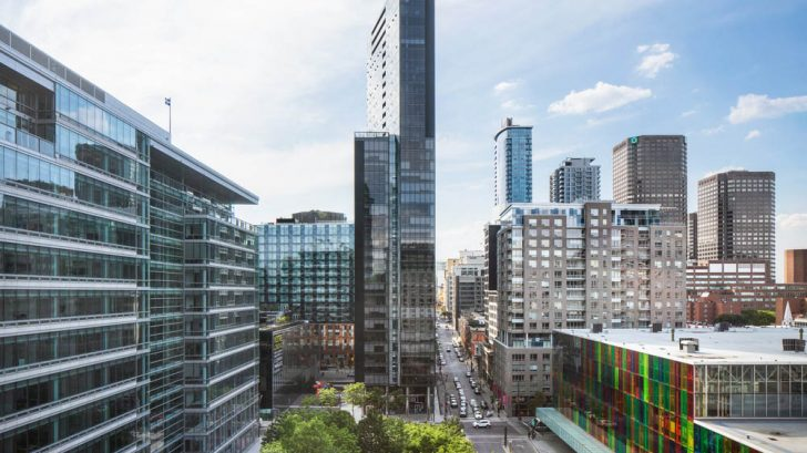 Discover Humaniti - Montreal's first vertical city designed by Lemai