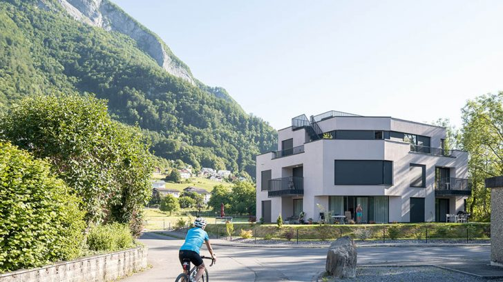 Discover the Residenz Eisenerz designed by Apropos Architects
