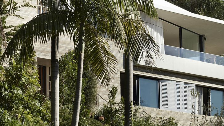 Discover Sandcastle, A Stunning Three-storey Residence in Point Piper designed by Luigi Rosselli Architects