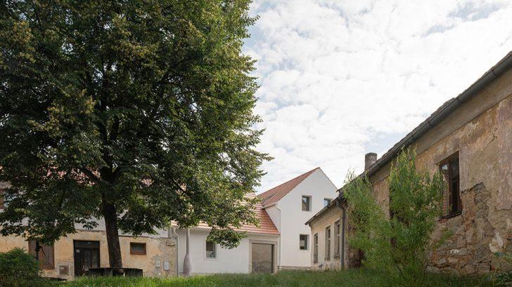 Take a Tour of the Kozina House designed by Atelier 111 architekti