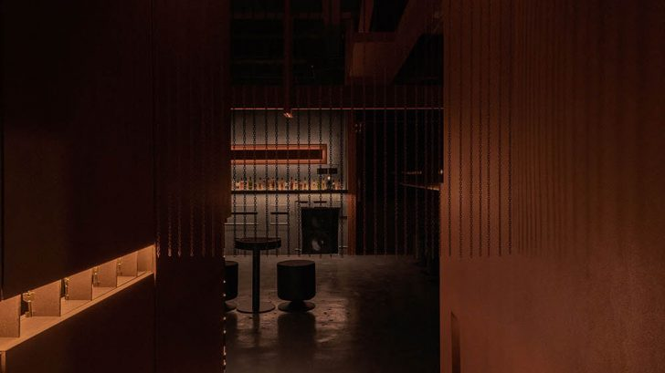 Take a Tour of the Lieben Bar designed by All Design Studio