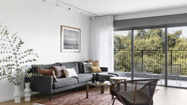 Take a Tour of the TA Apartment designed by Maya Sheinberger Interior Design