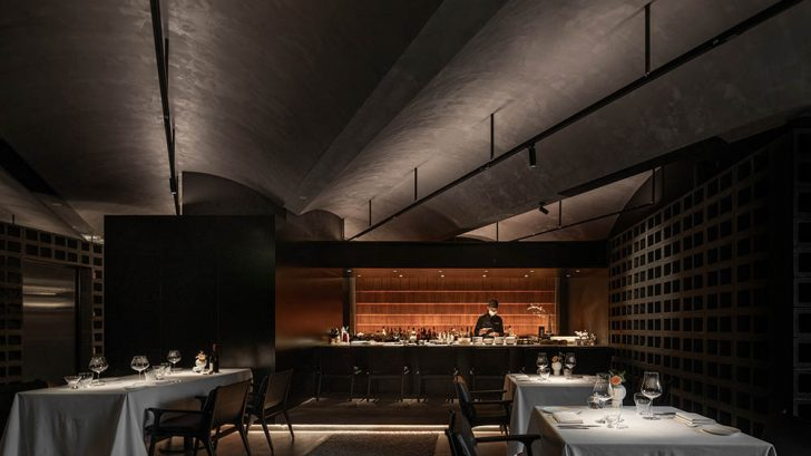 Discover Amico BJ, The New Fine-Dining Experience designed by ArchUnits