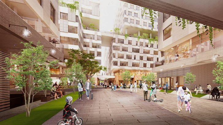ARCHISCENE Talks With KCAP About Their Sewoon Grounds Project in Seoul, South Korea