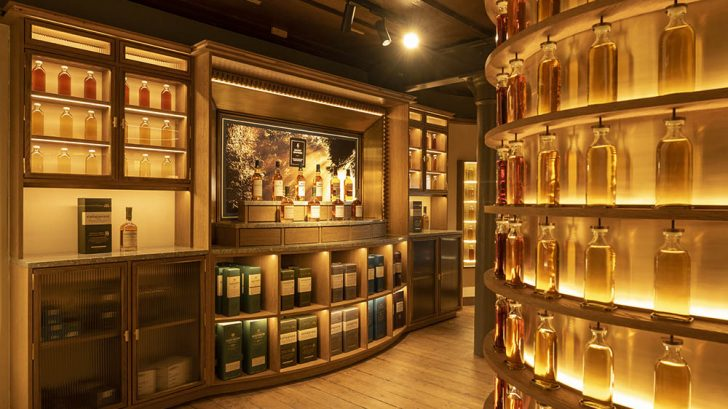 ARCHISCENE Talks with Blacksheep about Their Speyside Distillery Visitor Centre Project