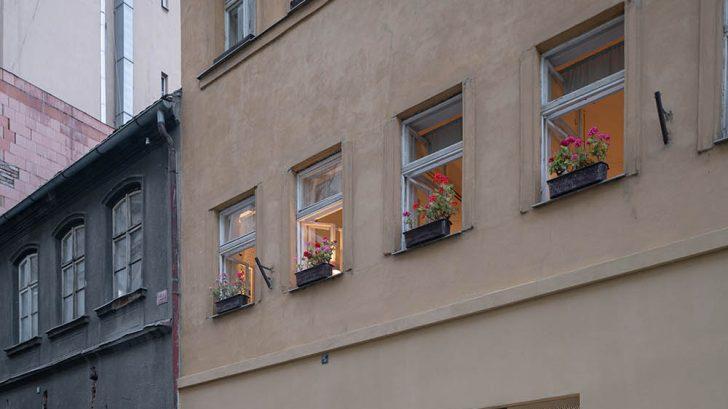 Take a Tour of Bar - Studio Krymská in Prague by PAPUNDEKL ARCHITECTS