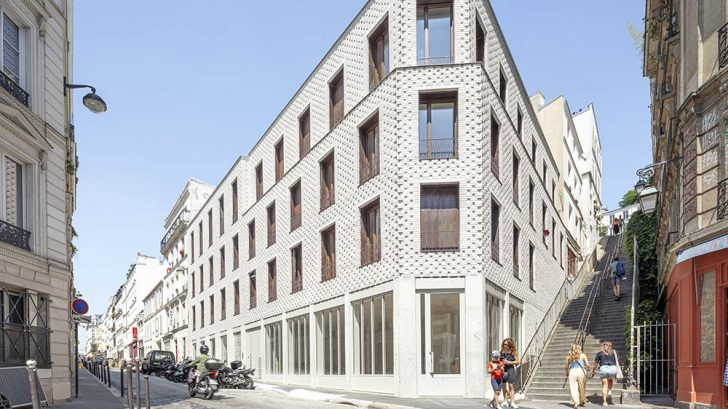 Faubourg Reinvented by Mobile Architectural Office