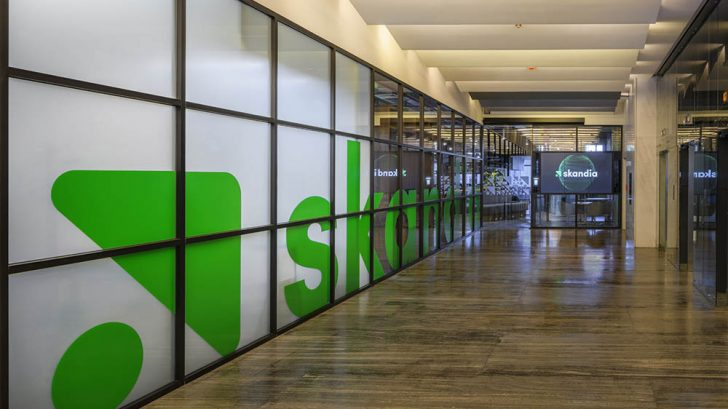 Skandia, An Innovative Office Space designed by spAce