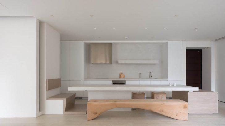 Take a Tour of the KOA Apartment designed by Marty Chou Architecture