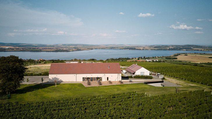 Discover Wine Bar Reisten designed by ORA